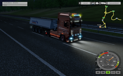 THE DAF XF