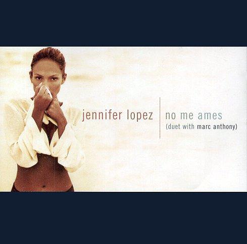 """Jennifer Lopez & Marc Anthony - """"No Me Ames"""""""