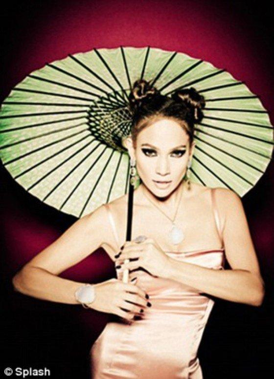 Photoshoot Geisha