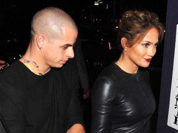 Jennifer et Casper le 11.09.2012