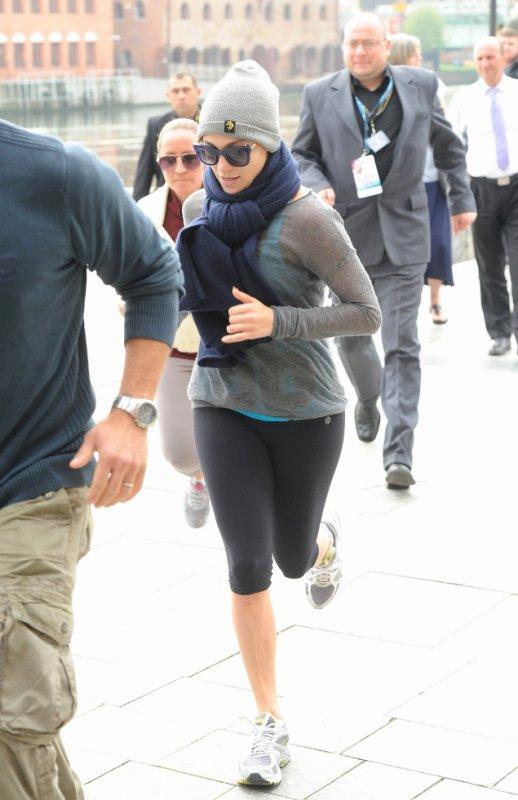 Jennifer Lopez le 27.10.2012