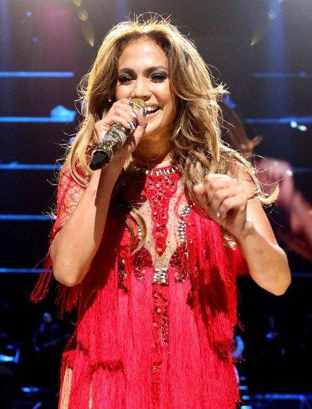 J.Lo au Heart Radio Festival à Las Vegas le 24.09.2011