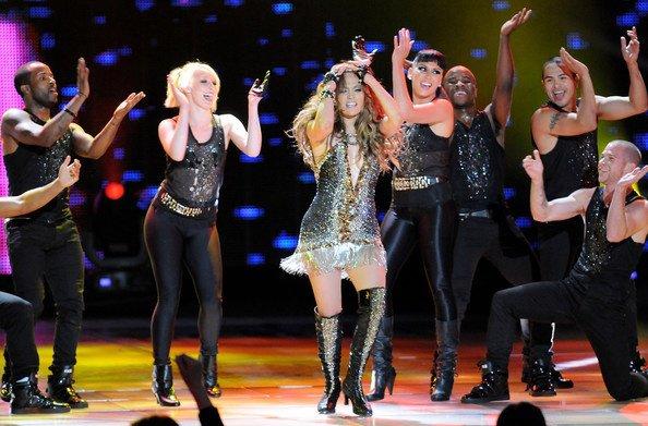 Jennifer au World Music Awards 2010