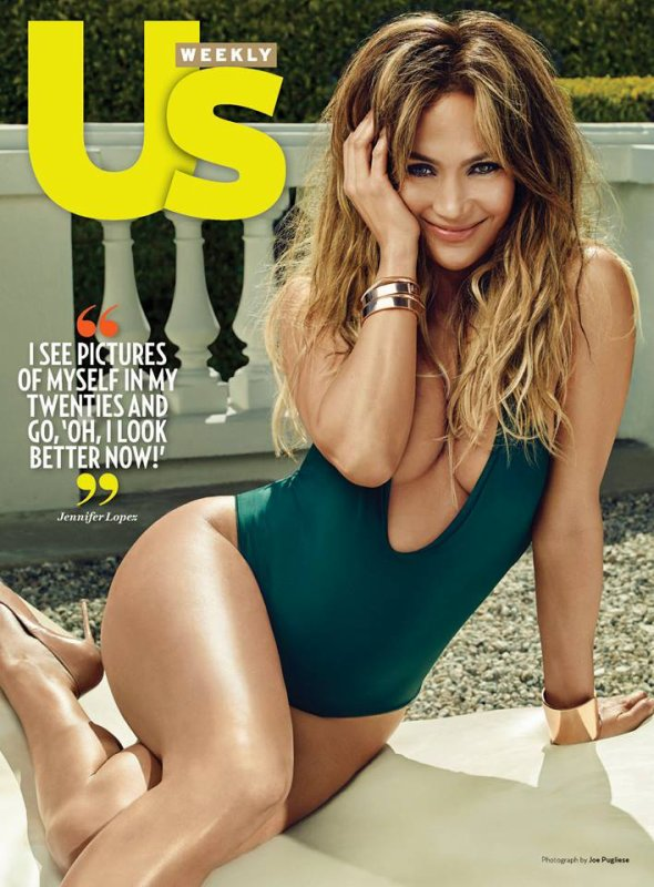 "Photoshoot de Jennifer pour le magazine ""US Weekly"""