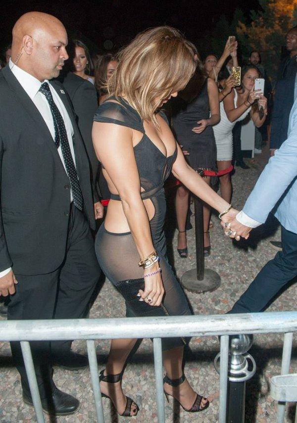 Jen' fêtant son anniversaire à New-York le 25.07.2015