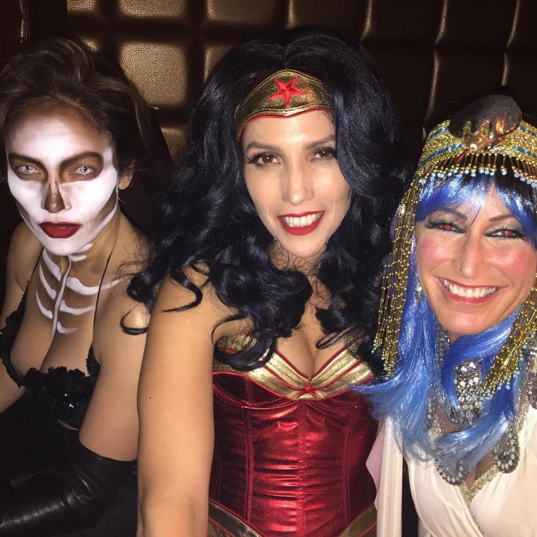 Jennifer Lopez pour Halloween le 31.10.2015