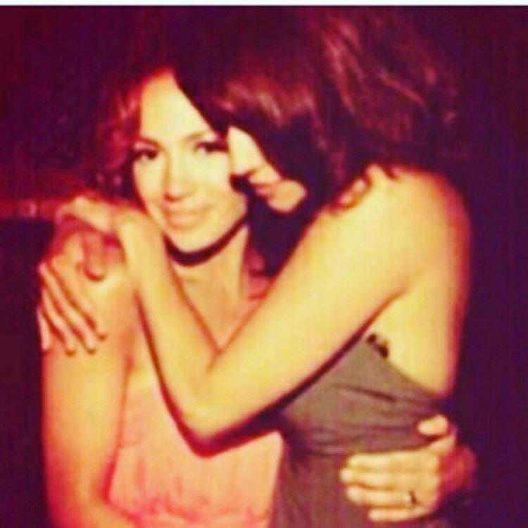 Photos posté par J.Lo sur instagram