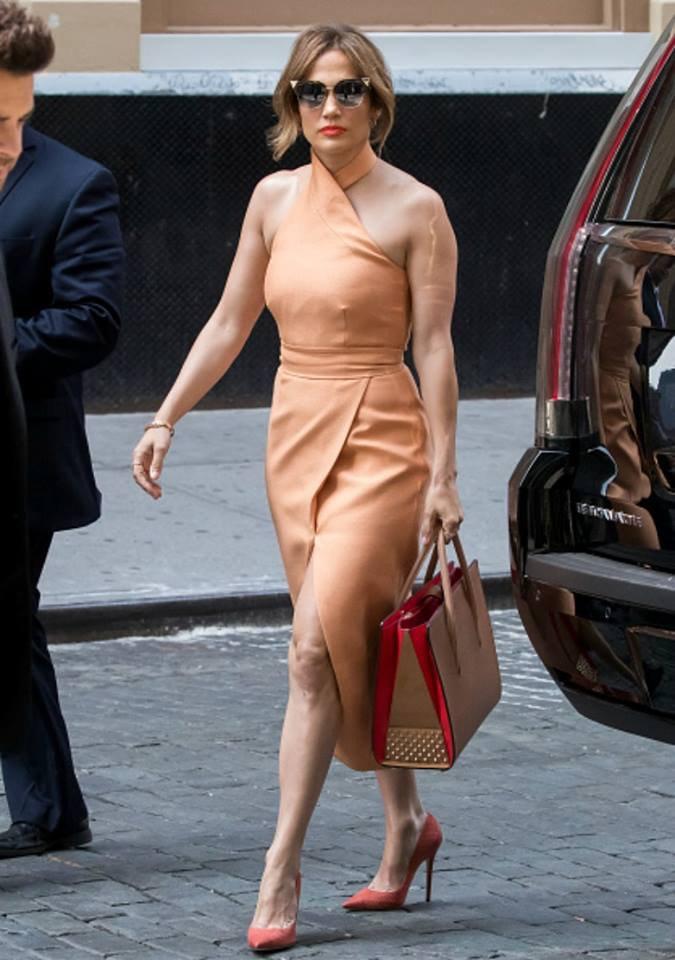 Jennifer à New York le 20.06.2016