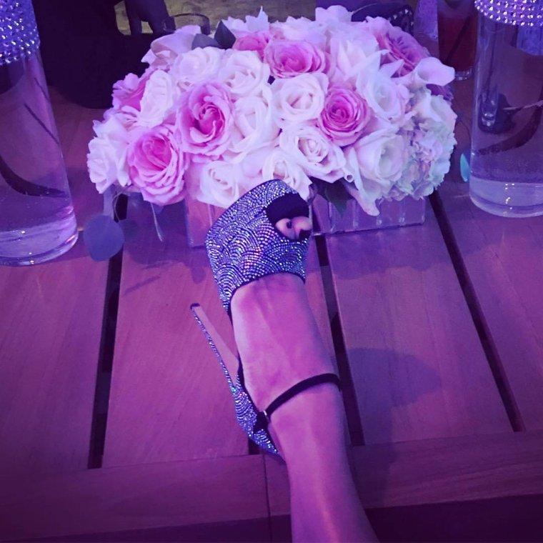 Photos posté par Jen' sur instagram le 25.07.2016