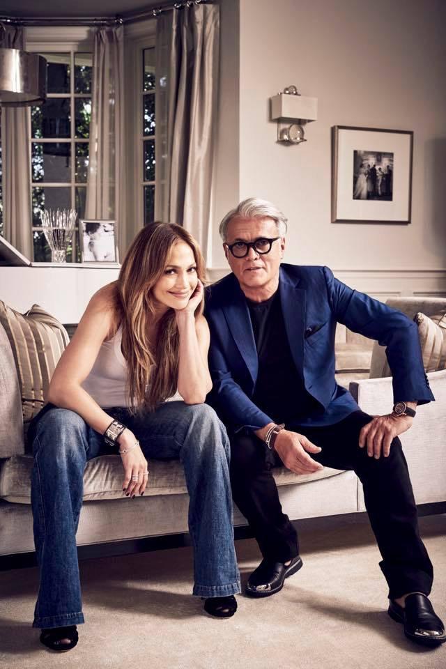 Giuseppe Zanotti & Jennifer Lopez Capsule Collection 2017
