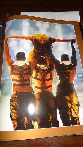 Dance Again World Tour Book