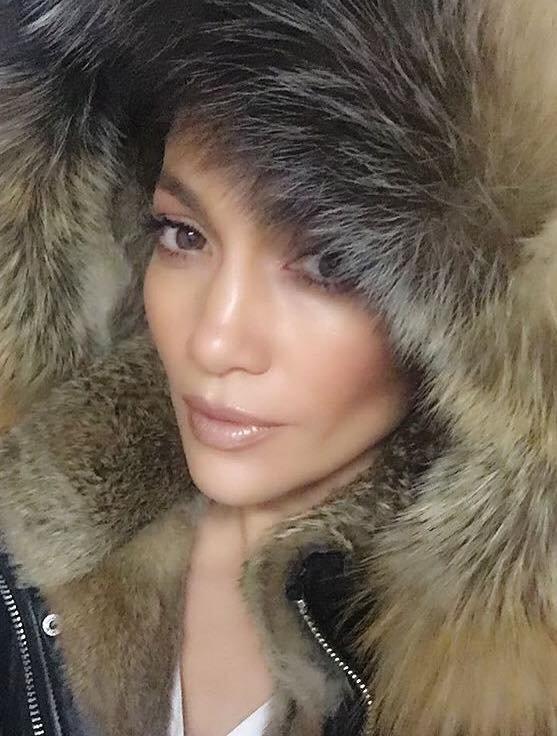 Photos posté par Jennifer sur instagram et twitter le 26.10.2016