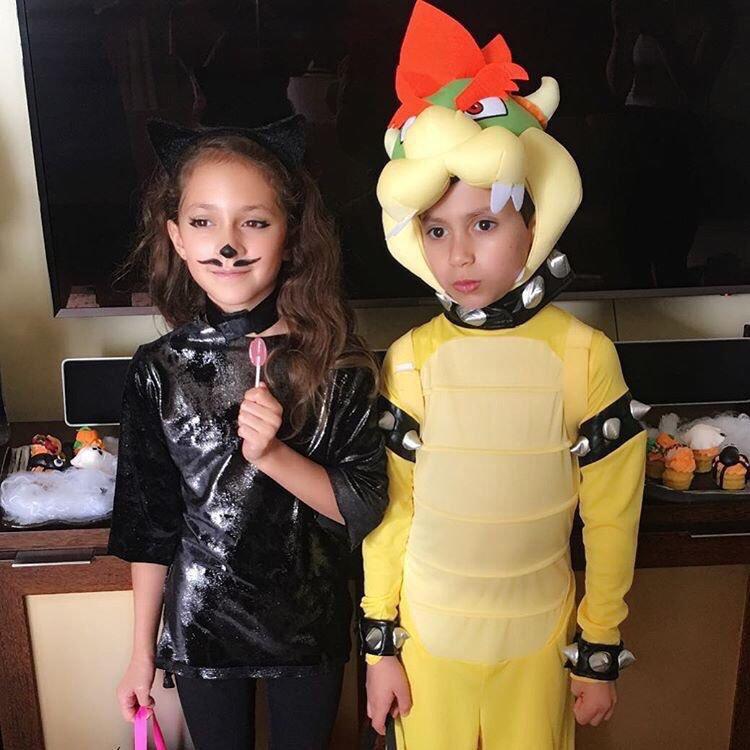 Photo posté par Jen' sur instagram le 31.10.2016 pour Halloween