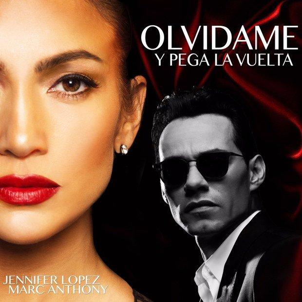 Jennifer Lopez Feat. Marc Anthony - Olvídame y Pega la Vuelta