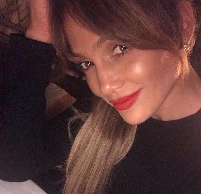 Photos posté par Jennifer sur instagram