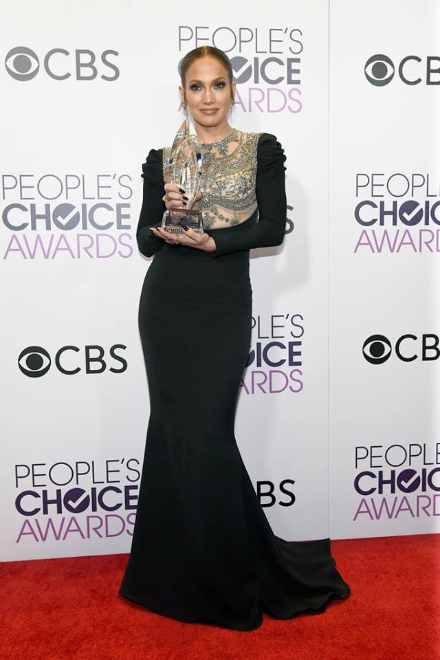 People Choice Awards 2017 (18.01.2017)