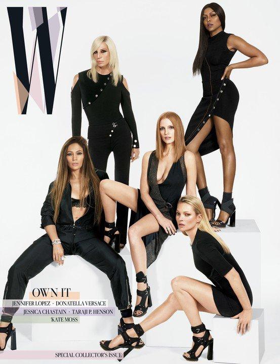 Jennifer pour W Magazine (Mars 2017)