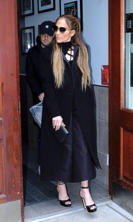 Jennifer à New-York le 03.03.2017