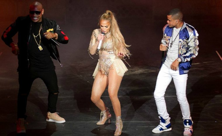 Jennifer Lopez - Live at Chavon le 15.04.2017
