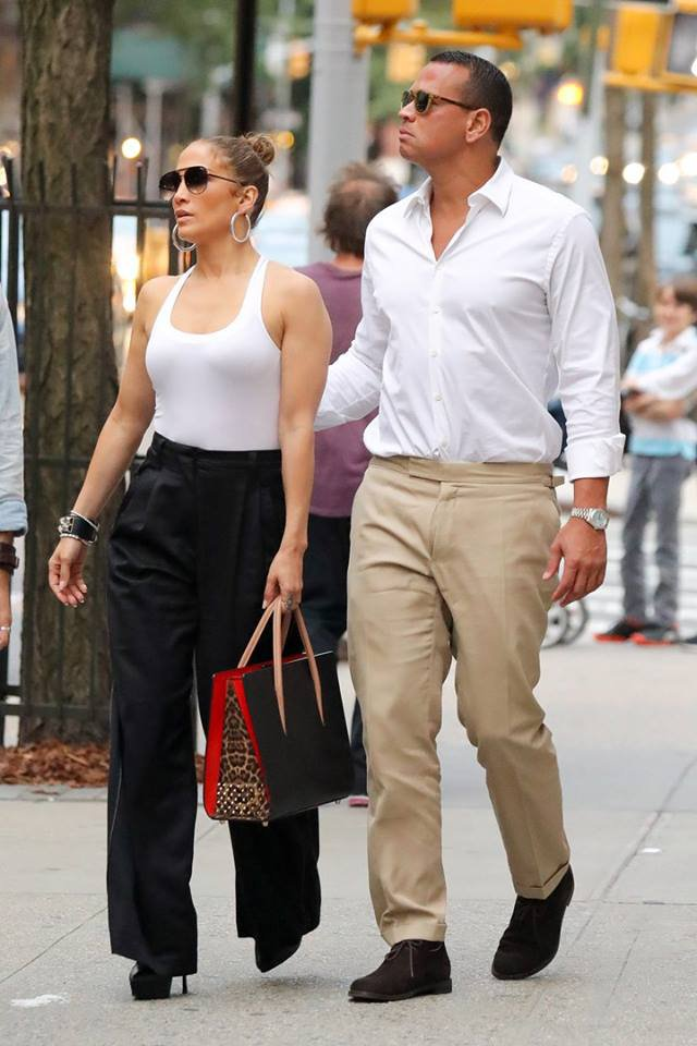 Jennifer & Alex le 06.07.2017 à New York