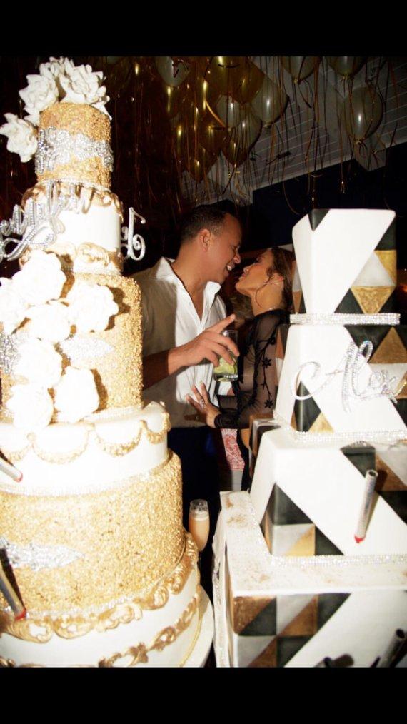 Jennifer & Alex fêtant leurs anniversaire le 22.07.2017