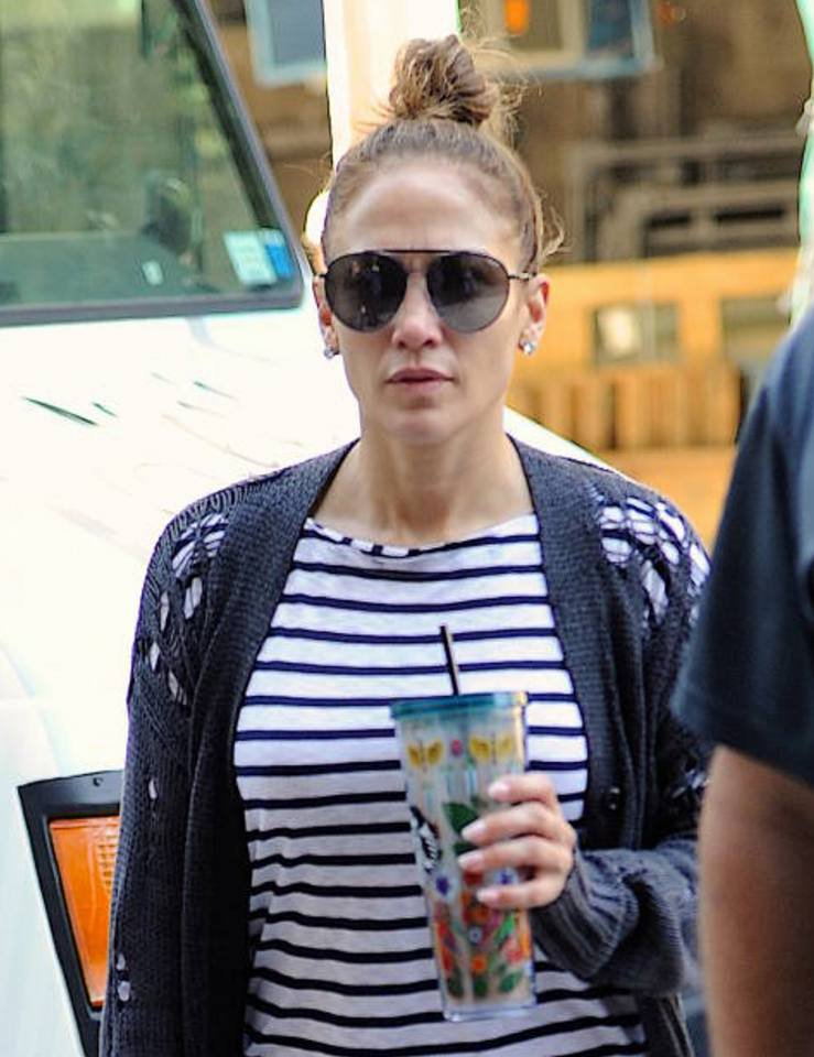 Jennifer à New York le 10.08.2017