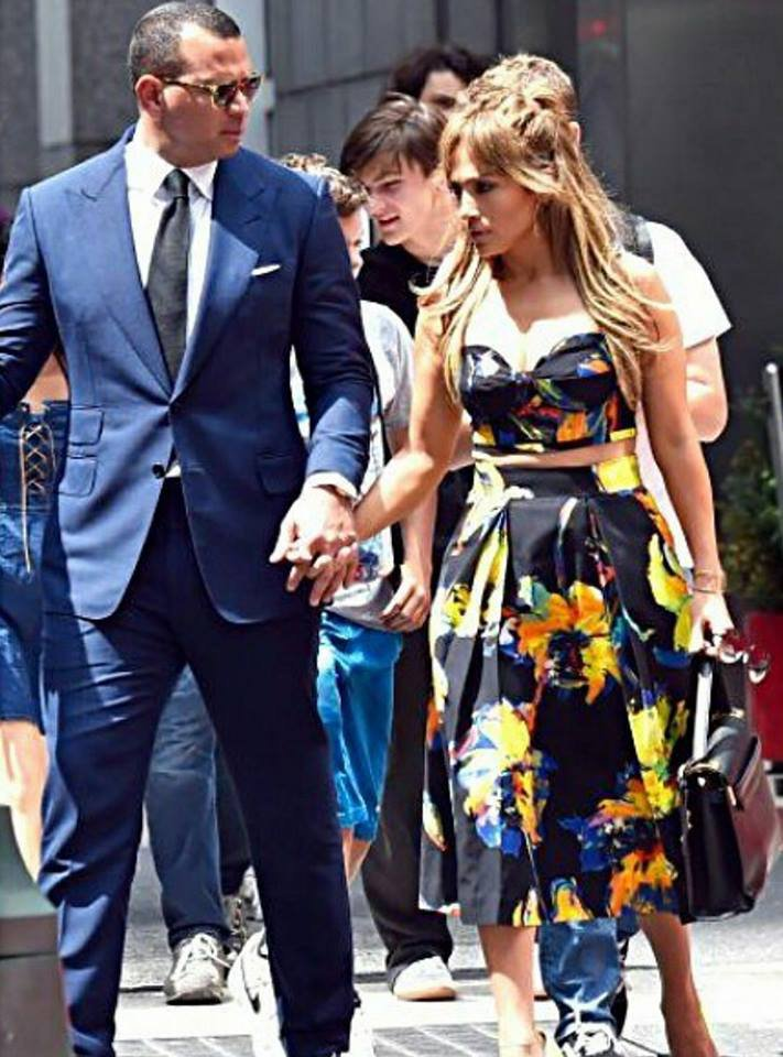 Jennifer & Alex à New York le 11.08.2017