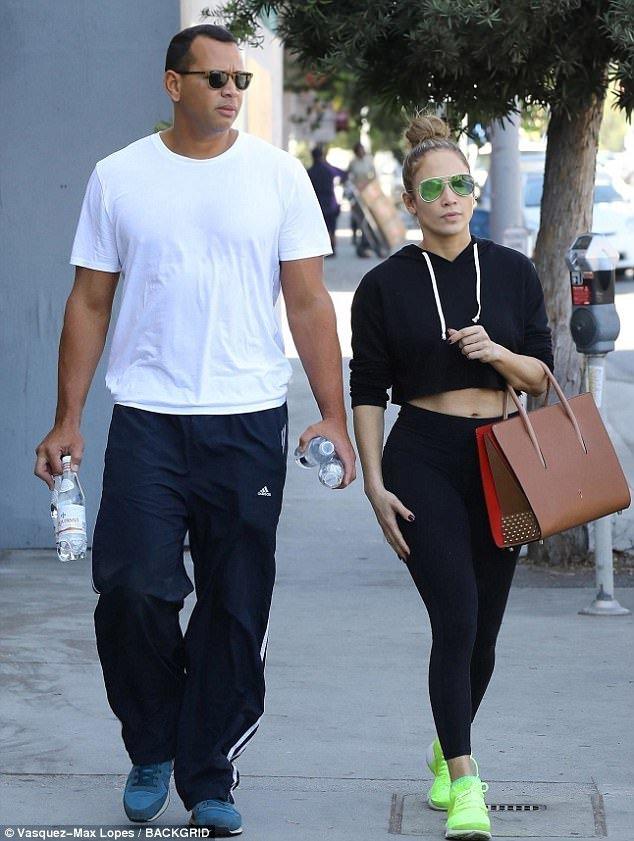 Jennifer & Alex le 05.10.2017 à Los Angeles