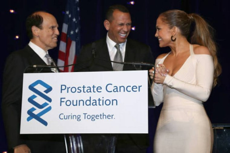 Jennifer & Alex le 06.11.2017 pour la recherche du cancer