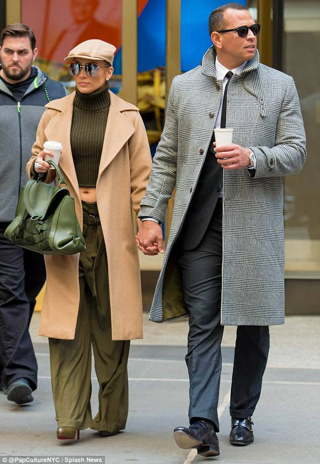 Jennifer & Alex à New York le 09.11.2017