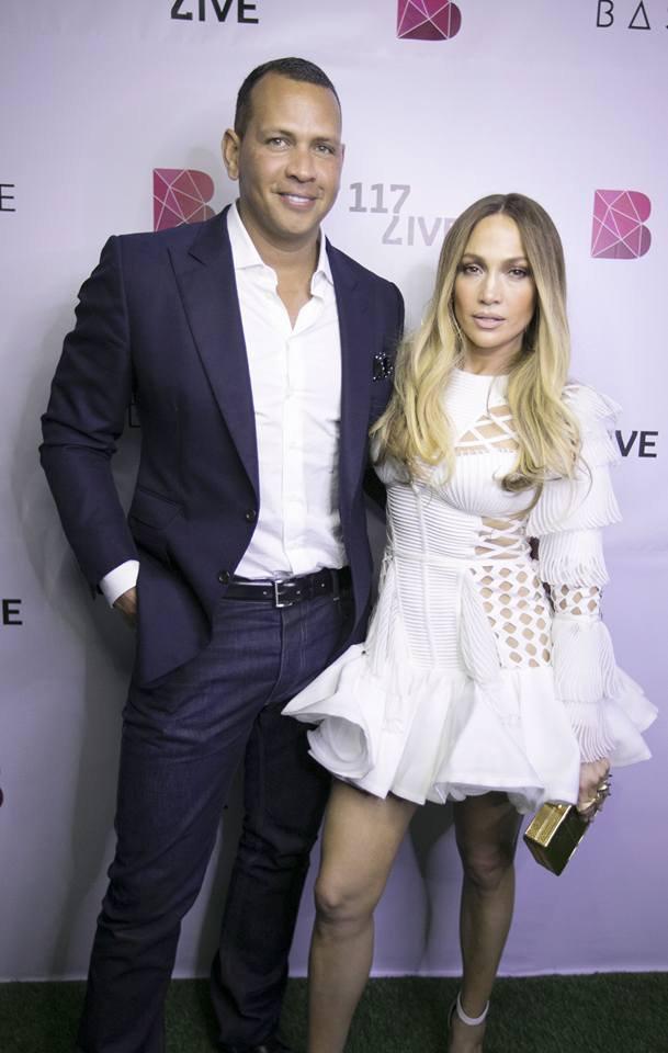 Jennifer & Alex à Dubai le 16.11.2017