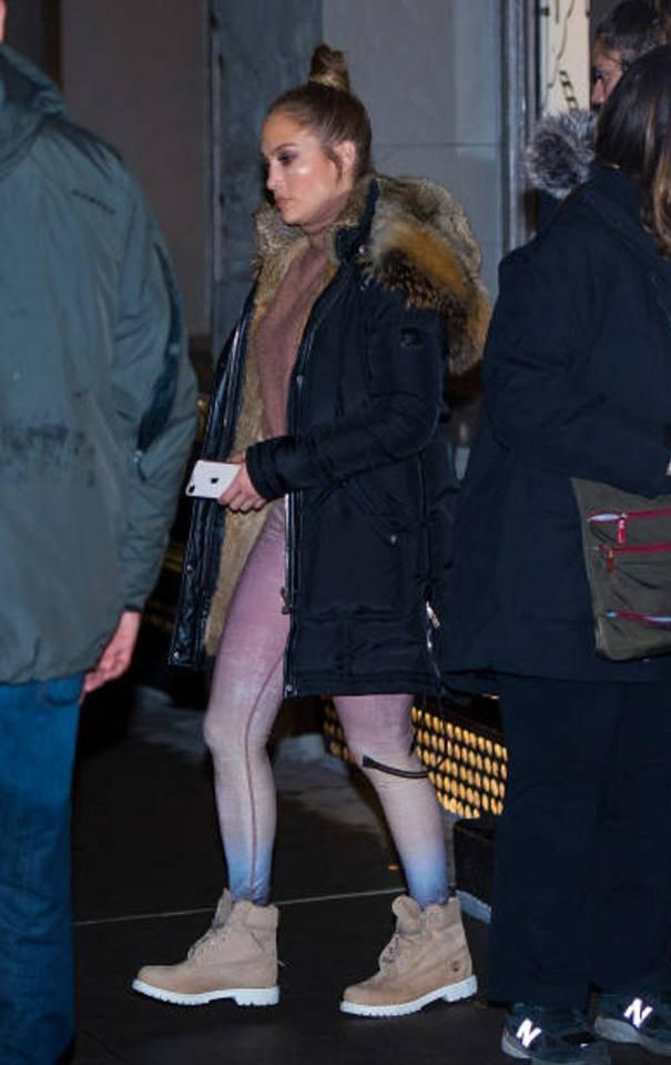 Jennifer à New York le 05.12.2017