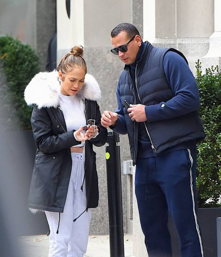 Jennifer & Alex à New York le 06.12.2017