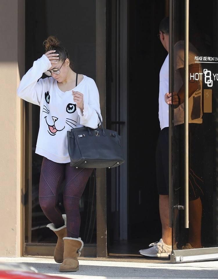 Jennifer & Alex le 02.01.2018 à Los Angeles