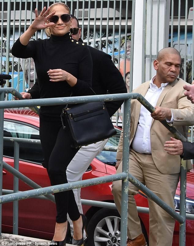 Jennifer & Alex à Puerto Rico le 07.01.2018