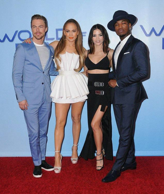 """World Of Dance"" TV Show Premiere - Californie 30.01.2018"