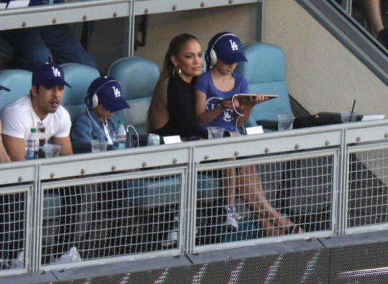 Jennifer et ses enfants le 29.03.2018