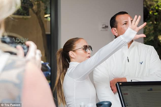 Jennifer & Alex le 09.04.2018 à Miami