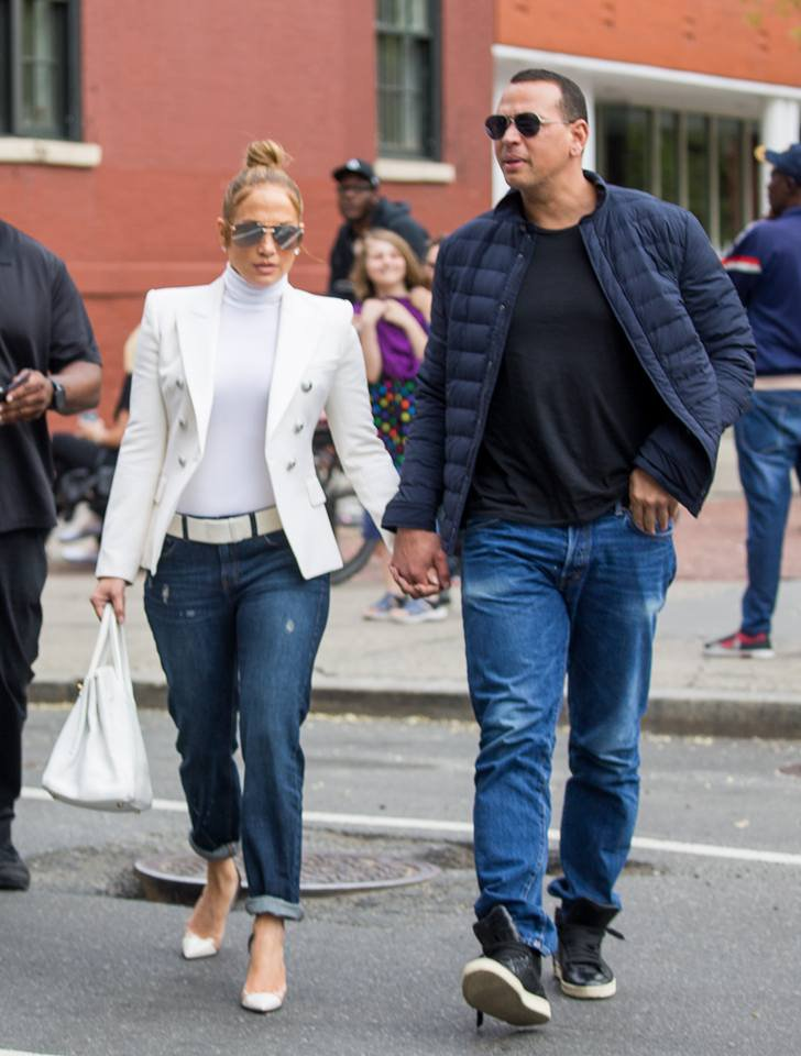 Jennifer & Alex à New York le 05.05.2018