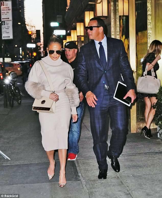 Jennifer & Alex à New York le 09.05.2018