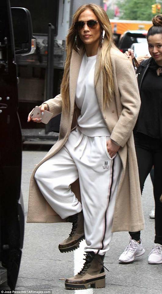 Jennifer & Alex à New York le 14.05.2018