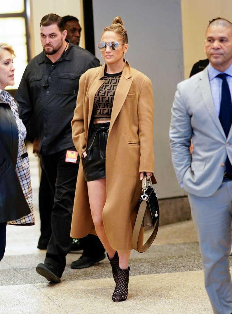 Jennifer à New York le 09.05.2018