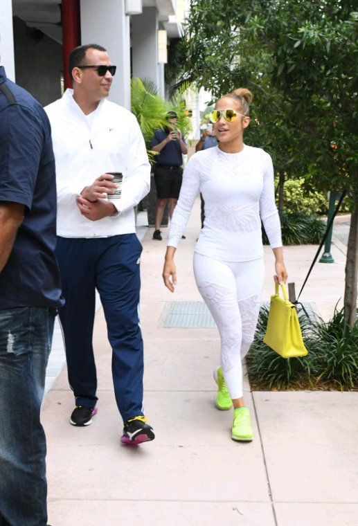 Jennifer & Alex le 23.05.2018 à Miami