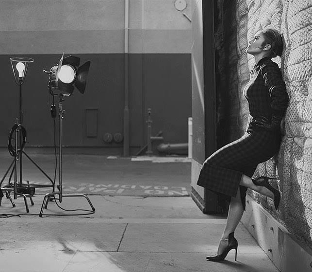 "Photoshoot pour ""Emmy Magzine"" - Juin 2018"