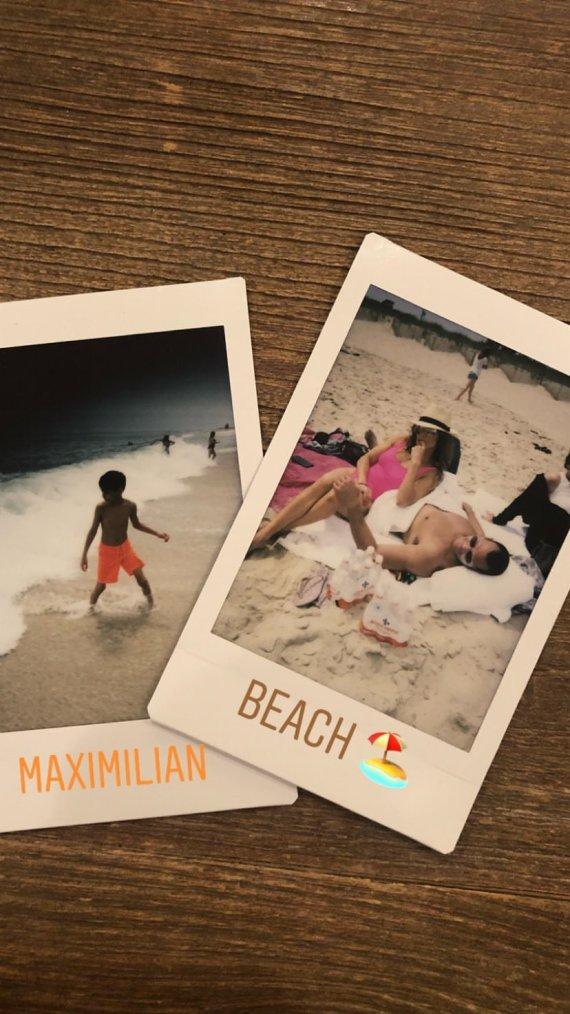 Photos postés sur instagram