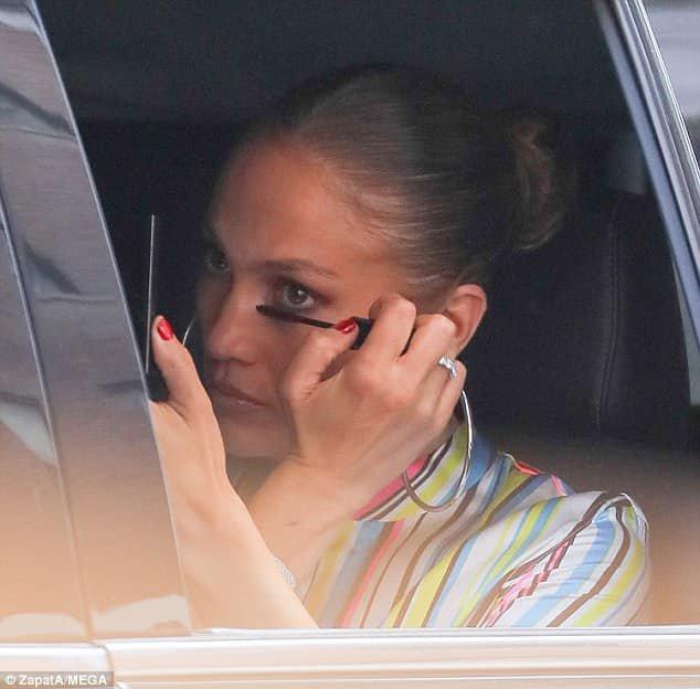 Jennifer à New York le 29.06.2017
