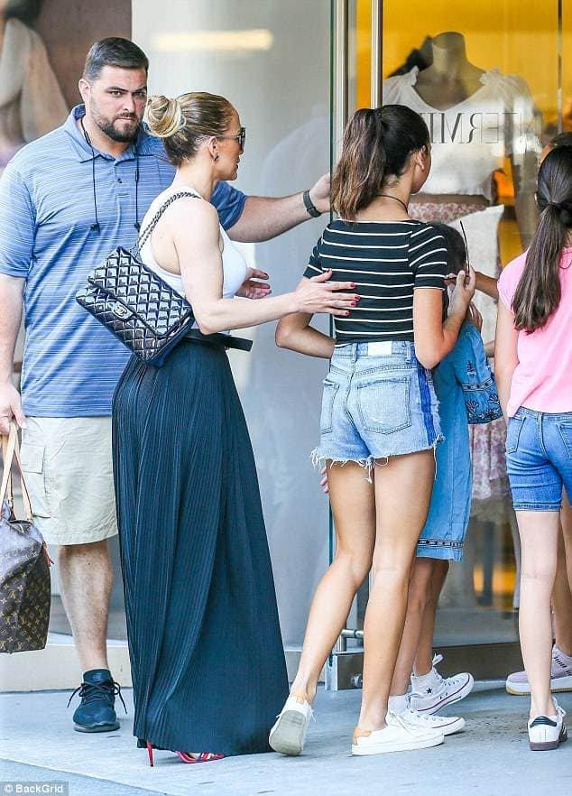 Jennifer à New York le 30.06.2018