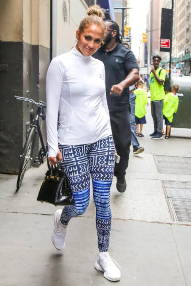 Jennifer à New York le 02.08.2018
