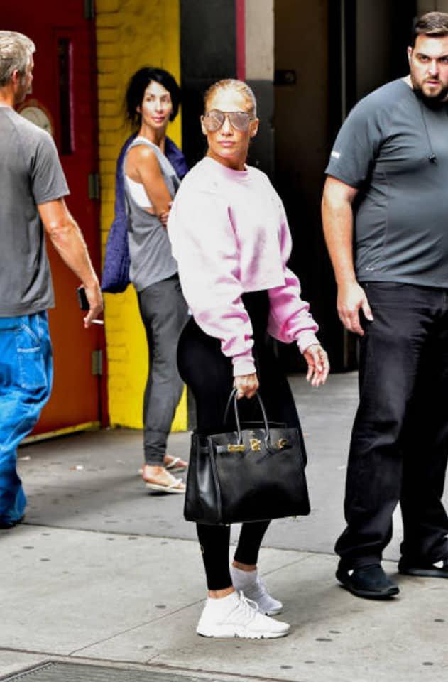 Jennifer à New York le 03.08.2018