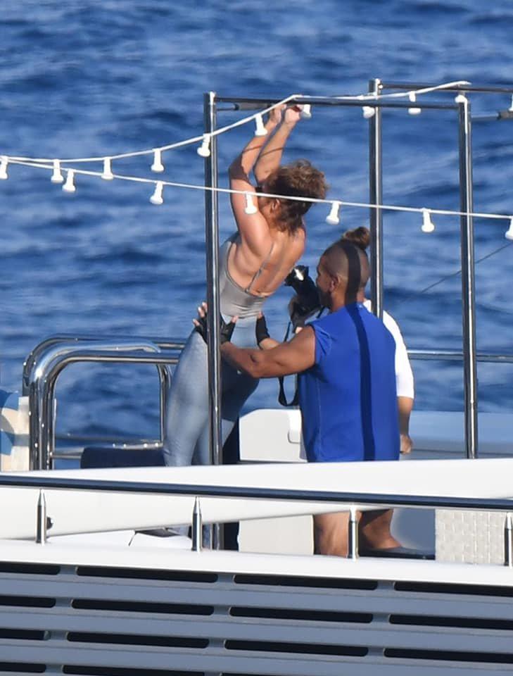 Jennifer le 10.08.2018 en Italie